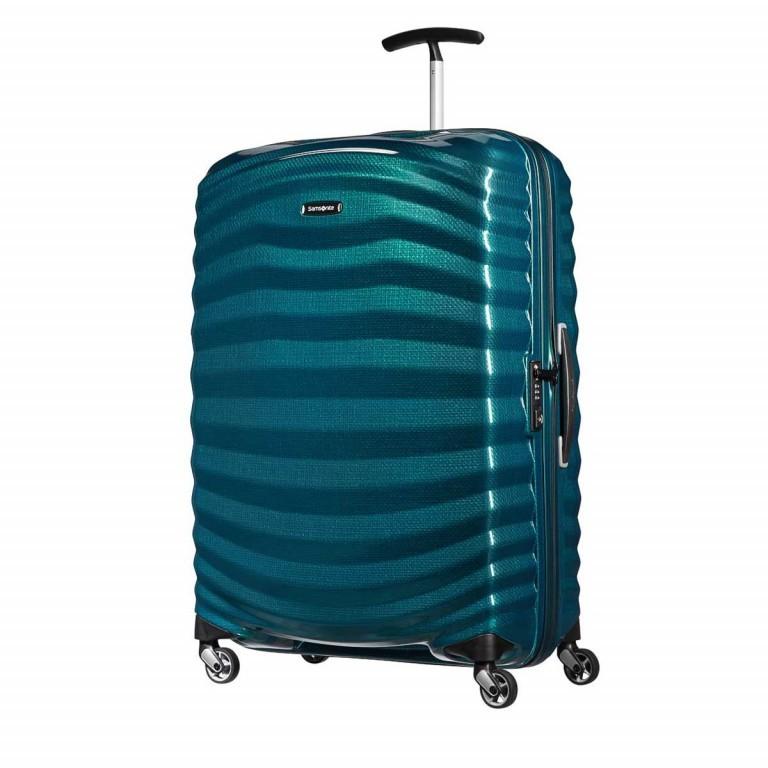 Samsonite Lite-Shock 62766 Spinner 75 Petrol, Farbe: blau/petrol, Marke: Samsonite, Abmessungen in cm: 51.5x75.0x31.0, Bild 1 von 1