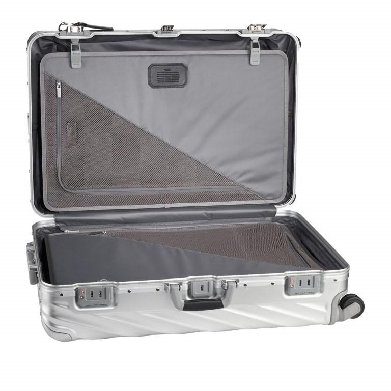 Tumi 19 Degree Extended Trip Packing 77.5cm 4Rollen Texture Silver, Farbe: grau, Marke: Tumi, EAN: 742315534701, Abmessungen in cm: 52.0x77.5x28.0, Bild 5 von 6