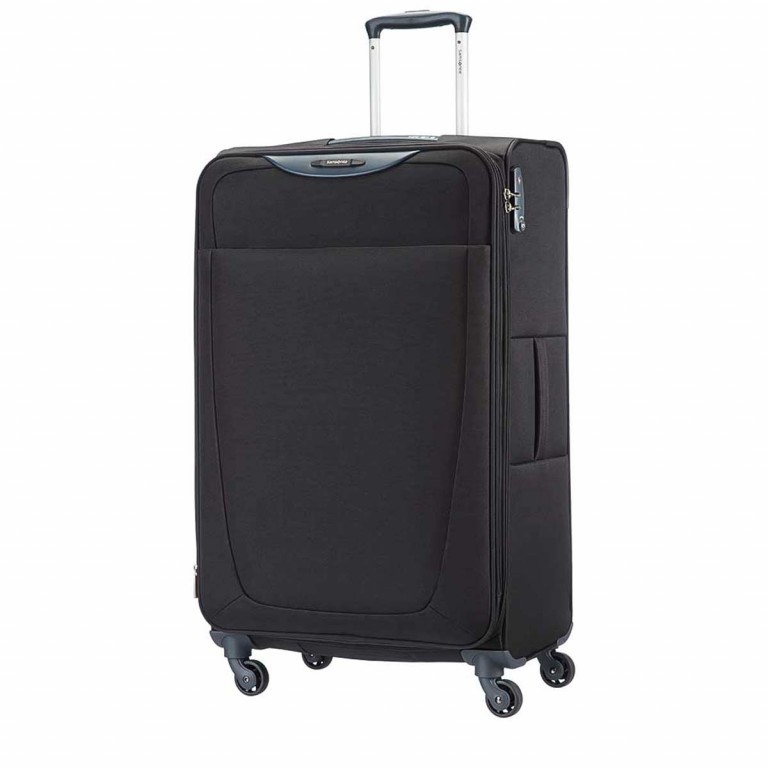 Samsonite Base Hits 59145 Spinner 77 Expandable Black, Farbe: schwarz, Manufacturer: Samsonite, Image 1 of 5