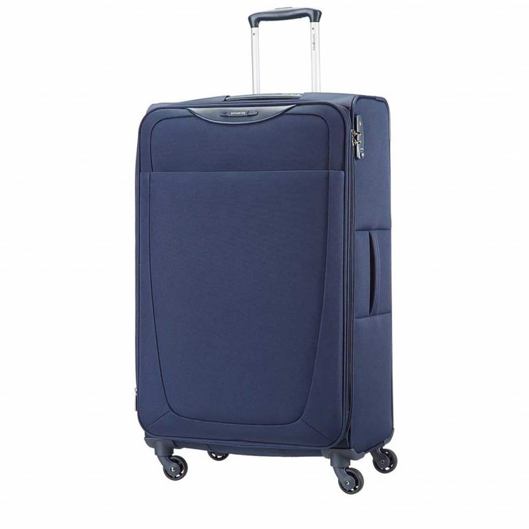 Samsonite Base Hits 59145 Spinner 77 Expandable Navy Blue, Farbe: blau/petrol, Marke: Samsonite, Bild 1 von 5