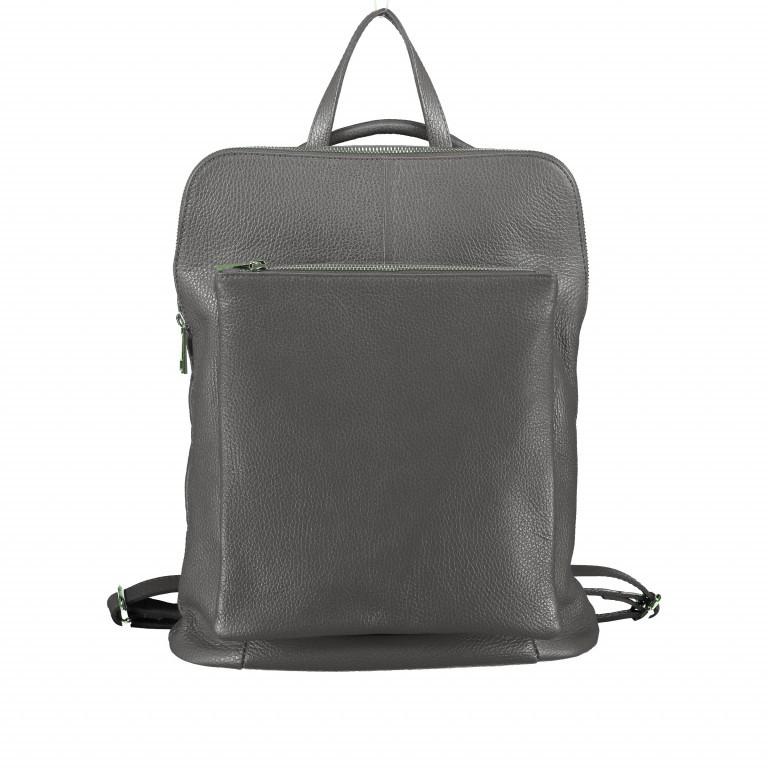 Hausfelder Rucksack Tasche I-DD-232532.D77 Grau, Farbe: grau, Marke: Hausfelder, EAN: 4065646002913, Abmessungen in cm: 29.0x38.0x11.0, Bild 1 von 6
