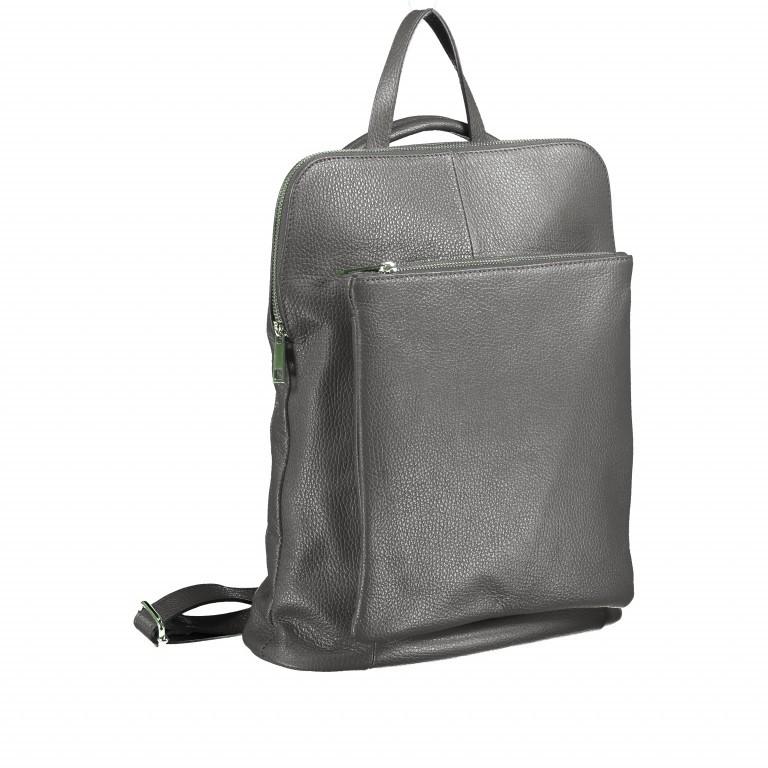 Hausfelder Rucksack Tasche I-DD-232532.D77 Grau, Farbe: grau, Marke: Hausfelder, EAN: 4065646002913, Abmessungen in cm: 29.0x38.0x11.0, Bild 2 von 6