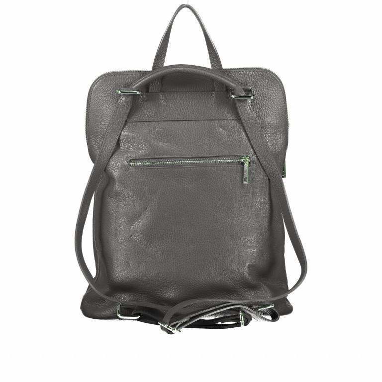 Hausfelder Rucksack Tasche I-DD-232532.D77 Grau, Farbe: grau, Marke: Hausfelder, EAN: 4065646002913, Abmessungen in cm: 29.0x38.0x11.0, Bild 4 von 6