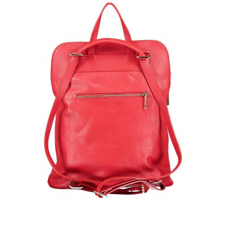 Hausfelder Rucksack Tasche I-DD-232532.D29 Orange, Farbe: orange, Marke: Hausfelder, EAN: 4065646003002, Abmessungen in cm: 29.0x38.0x11.0, Bild 3 von 7