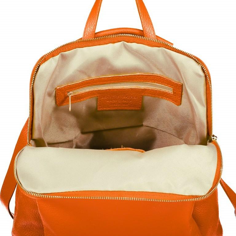 Hausfelder Rucksack Tasche I-DD-232532.D29 Orange, Farbe: orange, Marke: Hausfelder, EAN: 4065646003002, Abmessungen in cm: 29.0x38.0x11.0, Bild 7 von 7