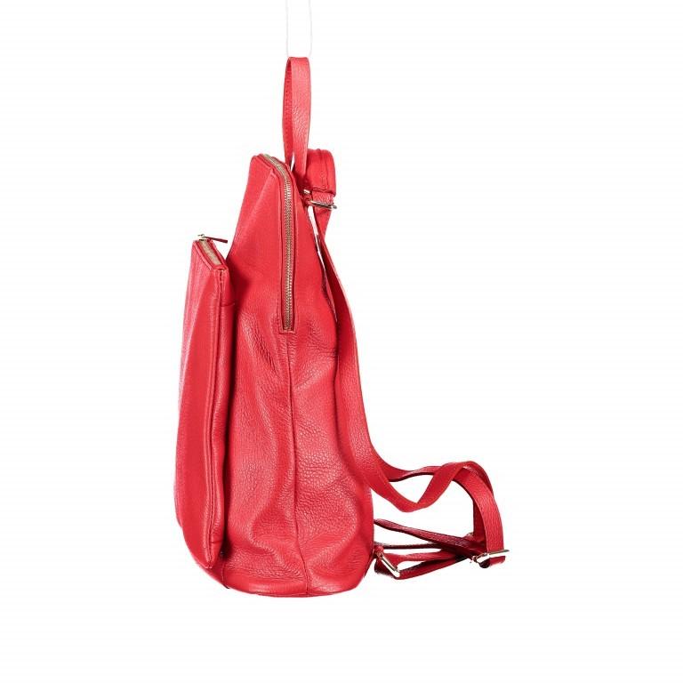 Hausfelder Rucksack Tasche I-DD-232532.D28 Schwarz, Farbe: schwarz, Marke: Hausfelder, EAN: 4065646003040, Abmessungen in cm: 29.0x38.0x11.0, Bild 2 von 7