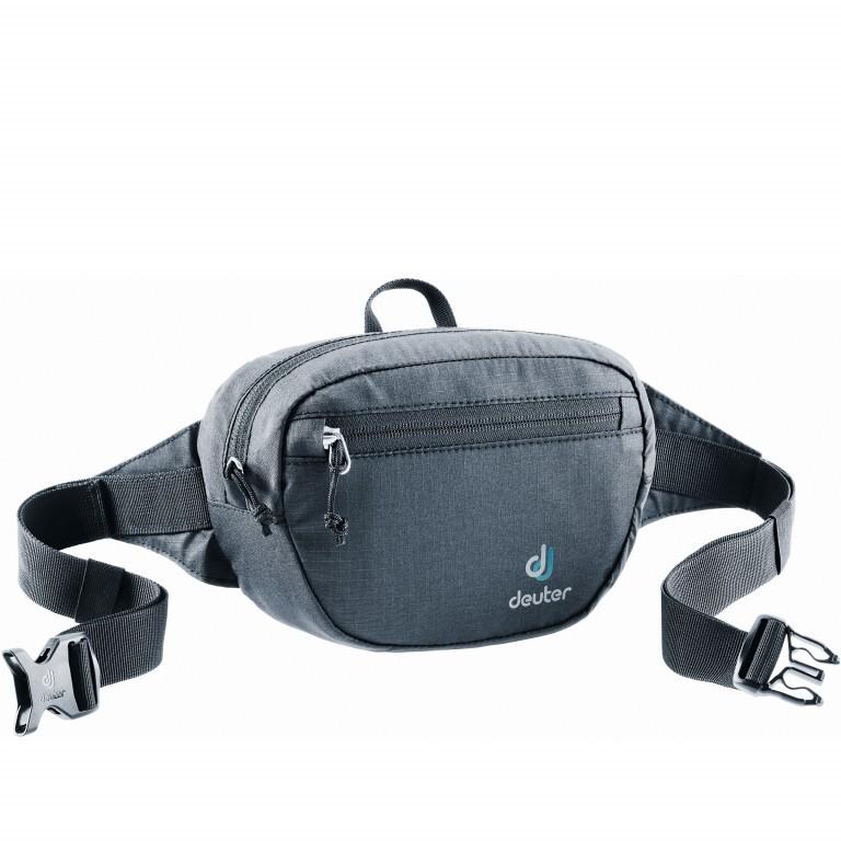 Deuter Organizer Belt Hüfttasche, Farbe: anthrazit, blau/petrol, Marke: Deuter, Bild 1 von 1