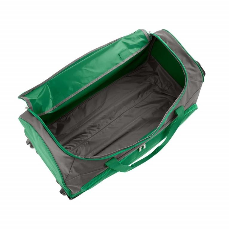 Travelite Rollenreisetasche Garda 72cm Grün, Farbe: grün/oliv, Marke: Travelite, Abmessungen in cm: 72.0x38.0x35.0, Bild 3 von 3