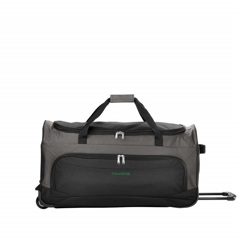 Travelite Rollenreisetasche Garda 72cm Grau, Farbe: grau, Marke: Travelite, Abmessungen in cm: 38.0x72.0x35.0, Bild 1 von 3