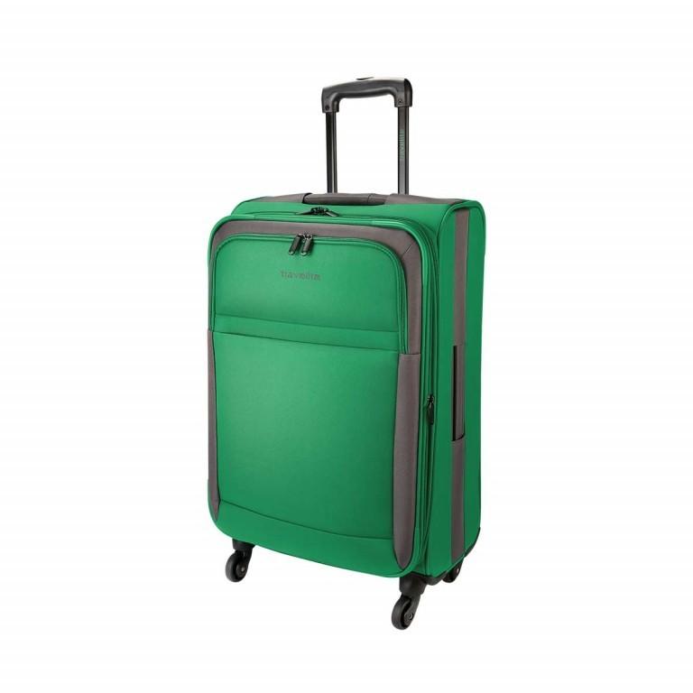 Travelite 4-Rad Trolley Garda M 66cm Grün, Farbe: grün/oliv, Manufacturer: Travelite, Image 2 of 5