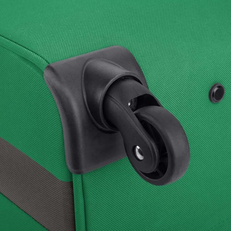 Travelite 4-Rad Trolley Garda M 66cm Grün, Farbe: grün/oliv, Manufacturer: Travelite, Image 4 of 5