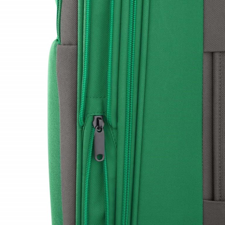 Travelite 4-Rad Trolley Garda M 66cm Grün, Farbe: grün/oliv, Manufacturer: Travelite, Image 5 of 5