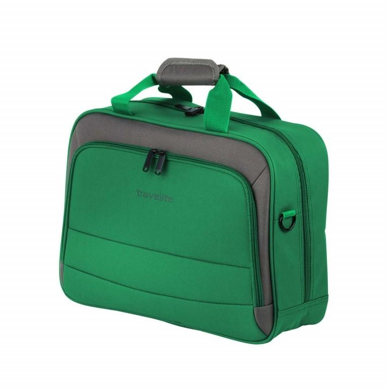 Travelite Boardcase Garda 40cm Grün, Farbe: grün/oliv, Marke: Travelite, Abmessungen in cm: 40.0x30.0x15.0, Bild 2 von 4