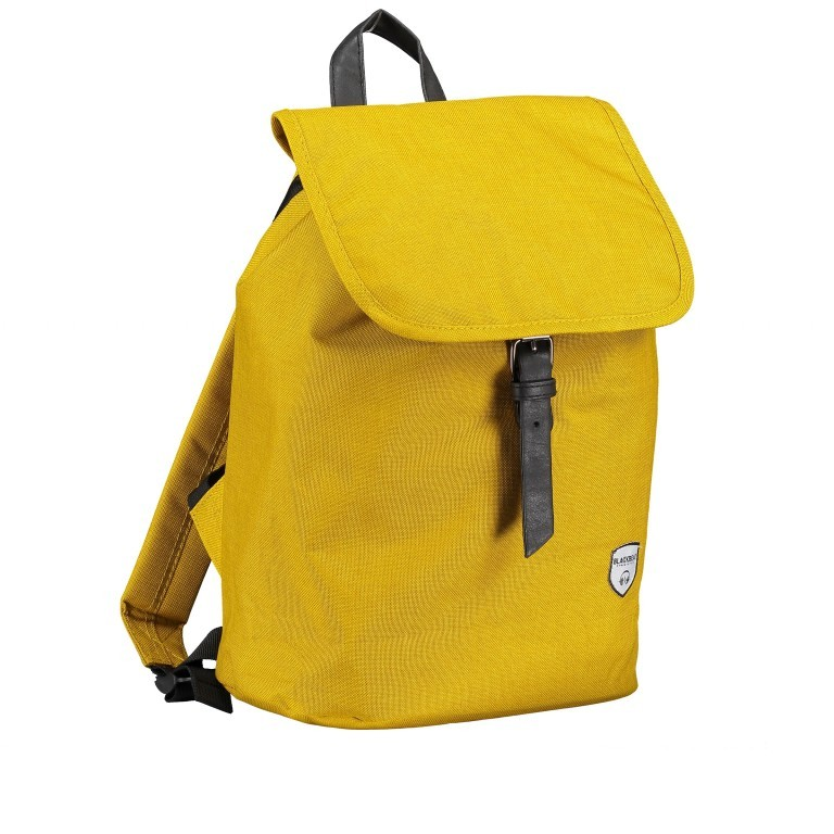 Blackbeat Heaven Rucksack FU51-1182.47 Ocker, Farbe: gelb, Marke: Blackbeat, EAN: 8720088703519, Abmessungen in cm: 25.0x33.0x13.0, Bild 2 von 6