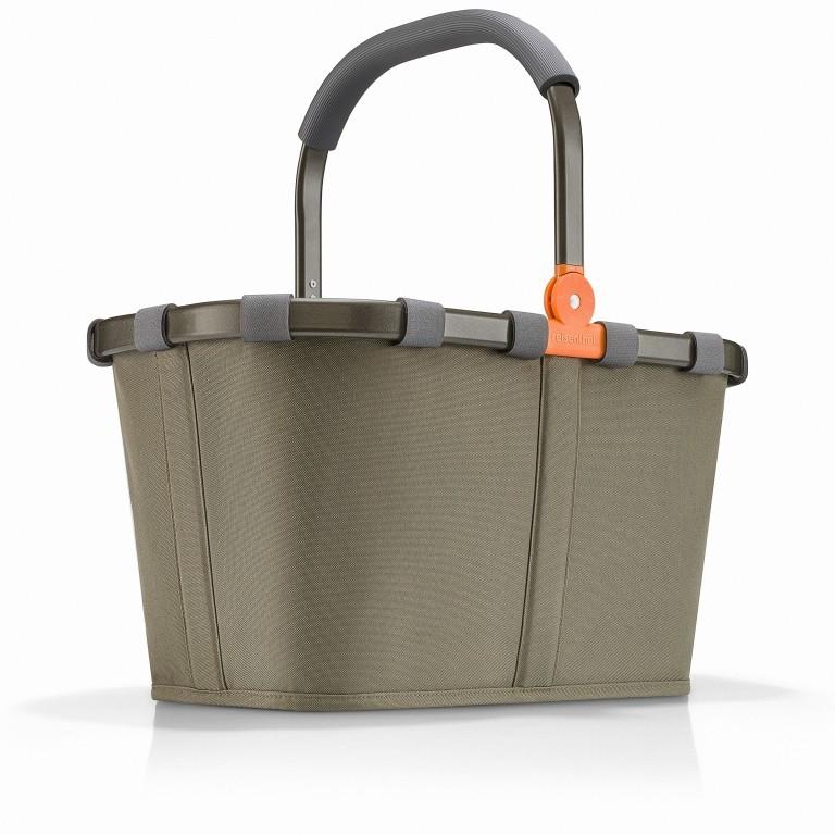 Reisenthel Carrybag BK.5043 Olive Green, Farbe: grün/oliv, Marke: Reisenthel, EAN: 4012013719097, Abmessungen in cm: 48.0x29.0x28.0, Bild 1 von 5