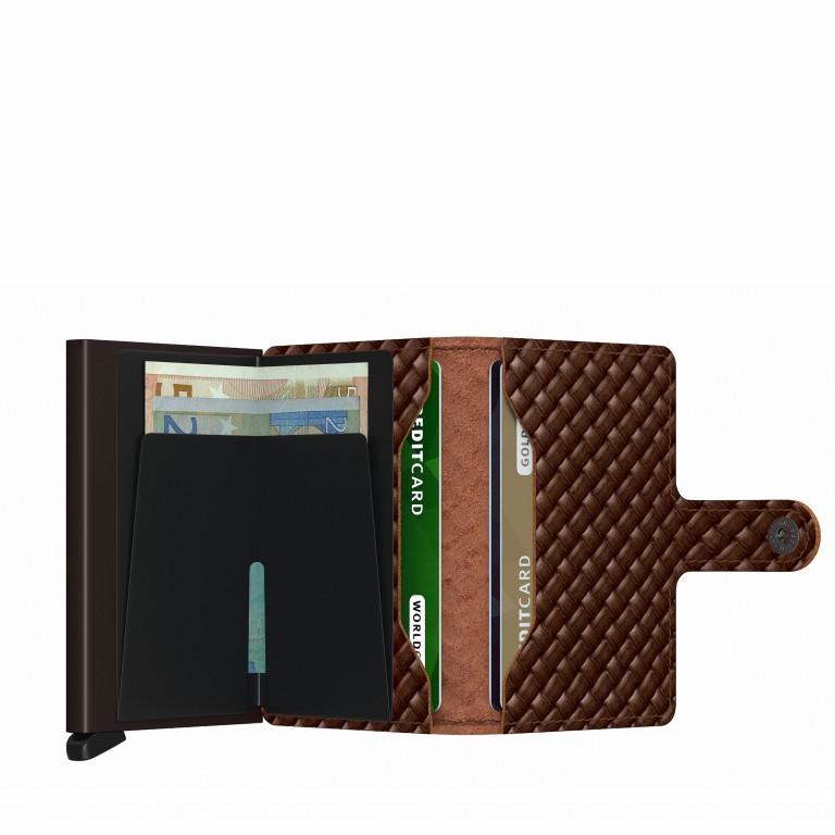 SECRID Miniwallet Basket, Farbe: braun, Marke: Secrid, EAN: 8718215288015, Abmessungen in cm: 6.8x10.2x2.1, Bild 3 von 5