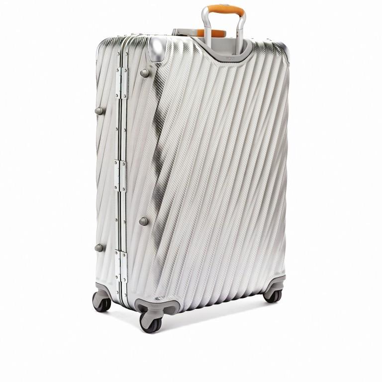 Tumi 19 Degree Extended Trip Packing 77.5cm 4Rollen Texture Silver, Farbe: grau, Marke: Tumi, EAN: 742315534701, Abmessungen in cm: 52.0x77.5x28.0, Bild 2 von 6