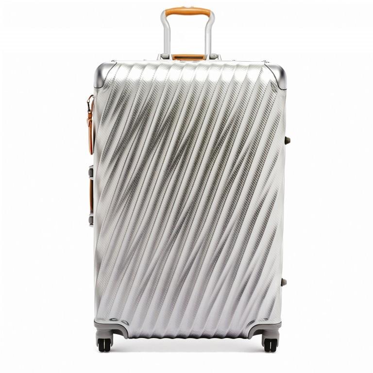 Tumi 19 Degree Extended Trip Packing 77.5cm 4Rollen Texture Silver, Farbe: grau, Marke: Tumi, EAN: 742315534701, Abmessungen in cm: 52.0x77.5x28.0, Bild 1 von 6