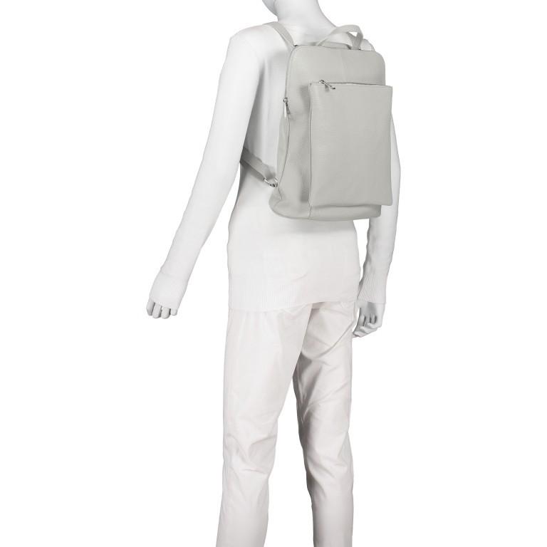 Hausfelder Rucksack Tasche I-DD-232532.D96 Salvia, Farbe: grün/oliv, Marke: Hausfelder, EAN: 4065646002975, Abmessungen in cm: 29.0x38.0x11.0, Bild 5 von 9