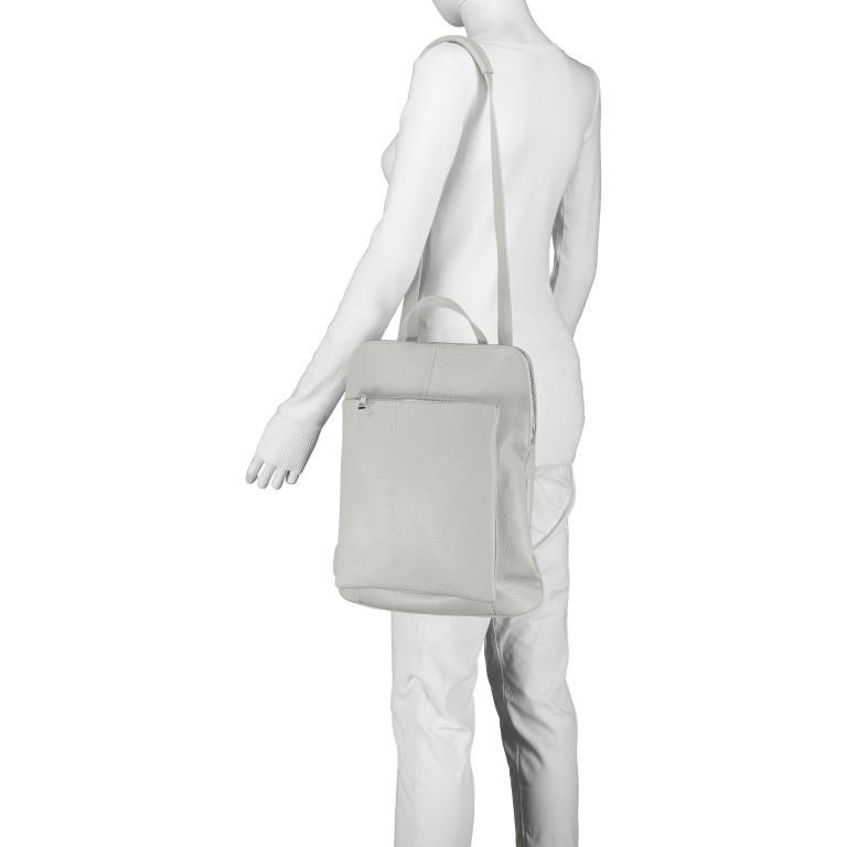 Hausfelder Rucksack Tasche I-DD-232532.D96 Salvia, Farbe: grün/oliv, Marke: Hausfelder, EAN: 4065646002975, Abmessungen in cm: 29.0x38.0x11.0, Bild 7 von 9