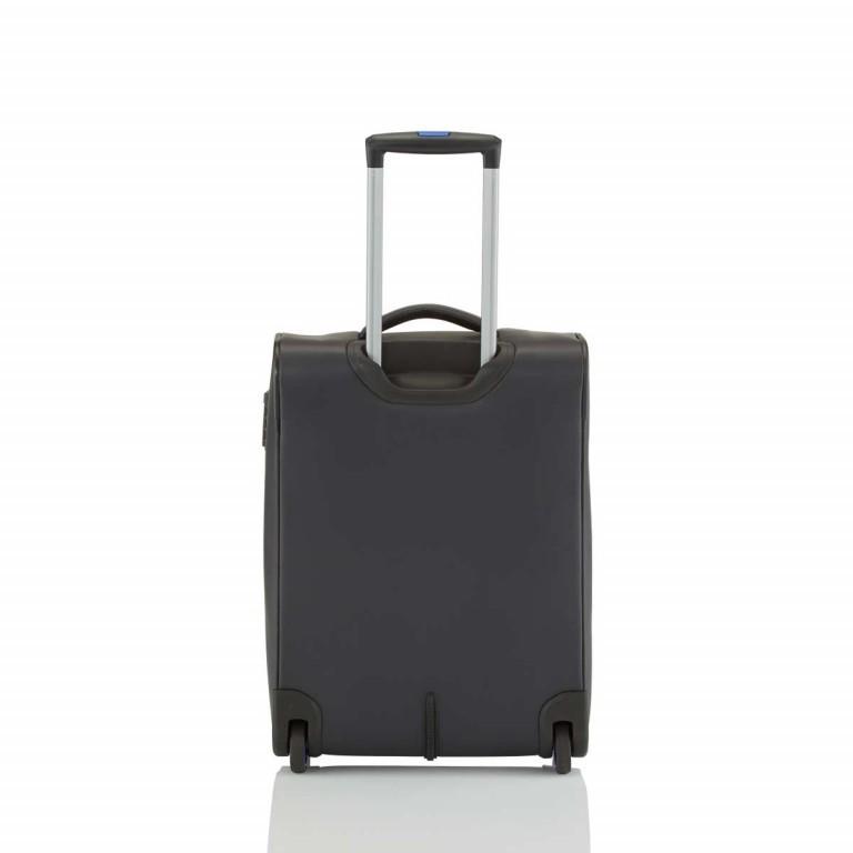 Travelite Scuba Trolley 55cm Schwarz, Farbe: schwarz, Marke: Travelite, Abmessungen in cm: 38.0x55.0x20.0, Bild 6 von 13