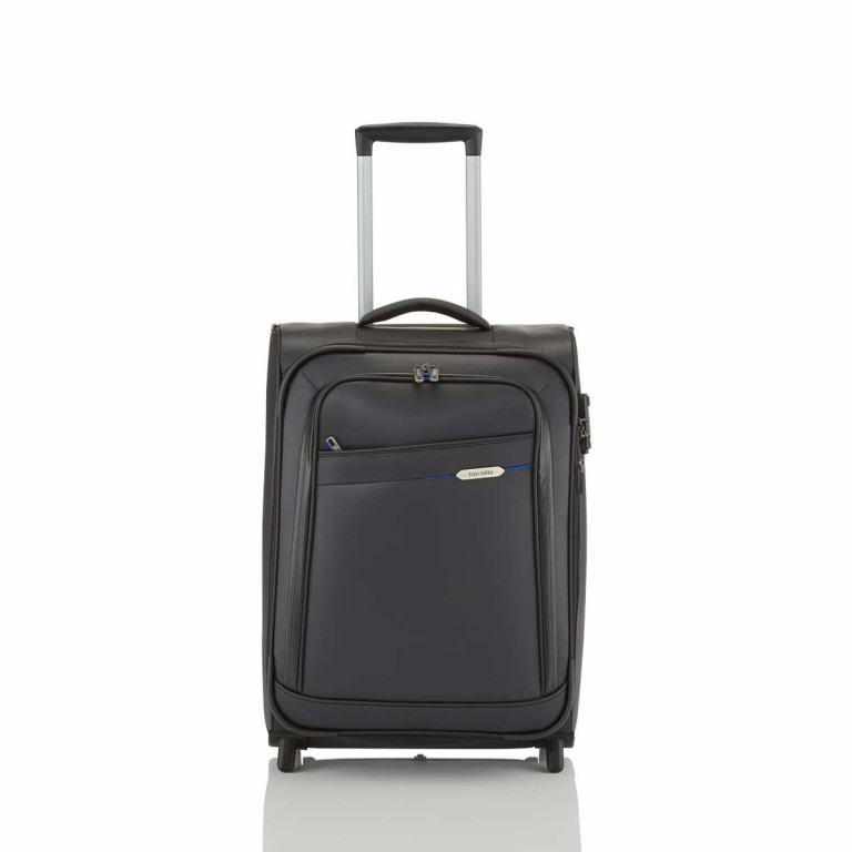 Travelite Scuba Trolley 55cm Schwarz, Farbe: schwarz, Marke: Travelite, Abmessungen in cm: 38.0x55.0x20.0, Bild 1 von 13