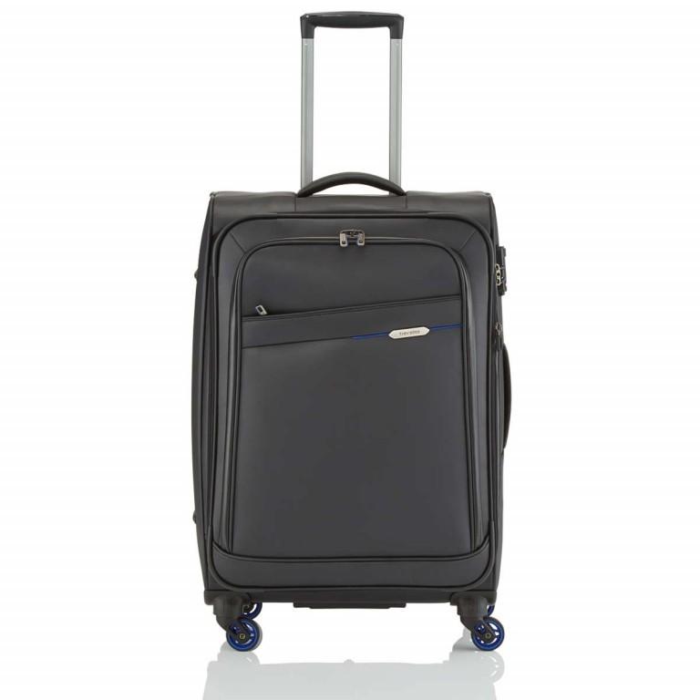 Travelite Scuba Trolley 68cm Schwarz, Farbe: schwarz, Marke: Travelite, Abmessungen in cm: 42.0x68.0x28.0, Bild 1 von 14