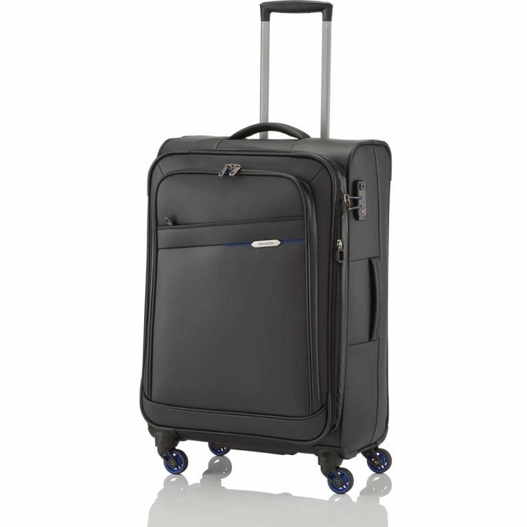 Travelite Scuba Trolley 68cm Schwarz, Farbe: schwarz, Marke: Travelite, Abmessungen in cm: 42.0x68.0x28.0, Bild 2 von 14
