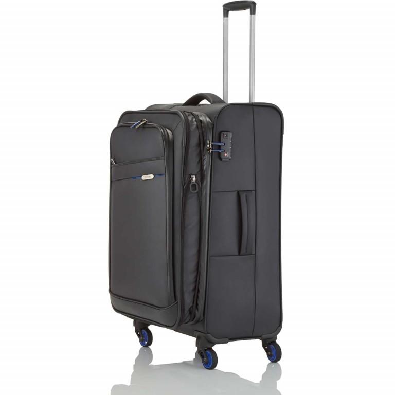 Travelite Scuba Trolley 68cm Schwarz, Farbe: schwarz, Marke: Travelite, Abmessungen in cm: 42.0x68.0x28.0, Bild 3 von 14
