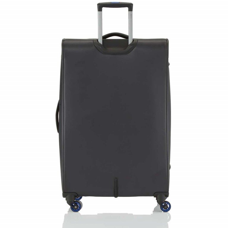 Travelite Scuba Trolley 79cm Schwarz, Farbe: schwarz, Marke: Travelite, Abmessungen in cm: 47.0x79.0x32.0, Bild 6 von 14