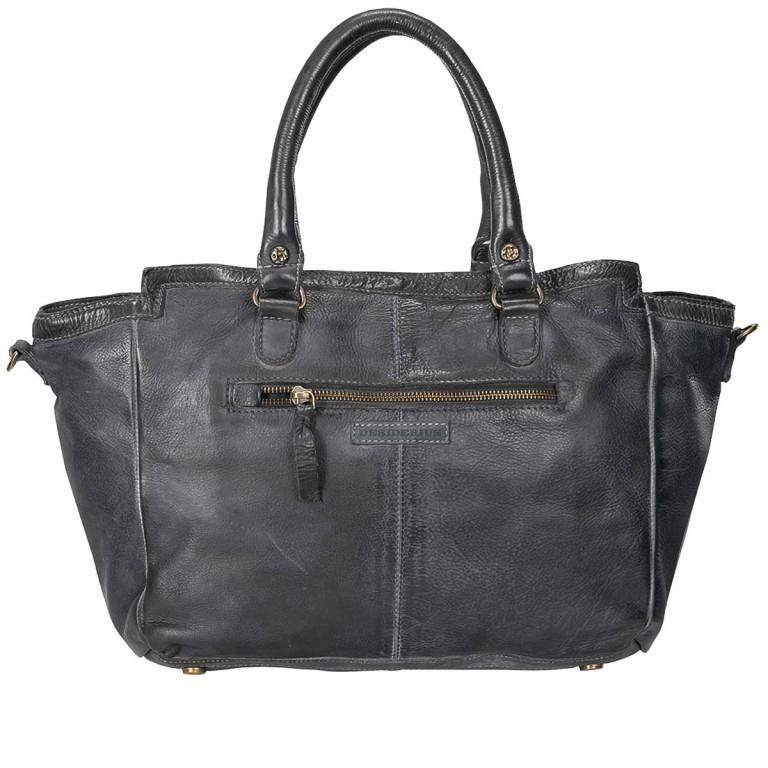 Desiderius Clavus Afra Shopper Leder Schwarz, Farbe: schwarz, Marke: Desiderius, Bild 3 von 3