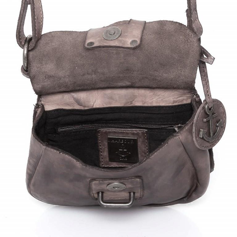 HARBOUr2nd Umhängetasche Mieke Stone Grey, Farbe: grau, Marke: Harbour 2nd, Abmessungen in cm: 17.0x18.0x3.0, Bild 4 von 4