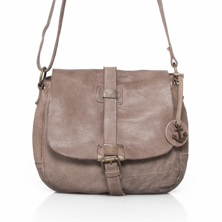 HARBOUR2nd Saddle Bag Nauja Stone Grey, Farbe: grau, Marke: Harbour 2nd, Abmessungen in cm: 29.0x28.0x11.0, Bild 1 von 5
