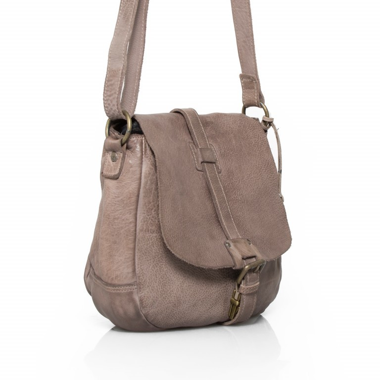 HARBOUR2nd Saddle Bag Nauja Stone Grey, Farbe: grau, Marke: Harbour 2nd, Abmessungen in cm: 29.0x28.0x11.0, Bild 2 von 5