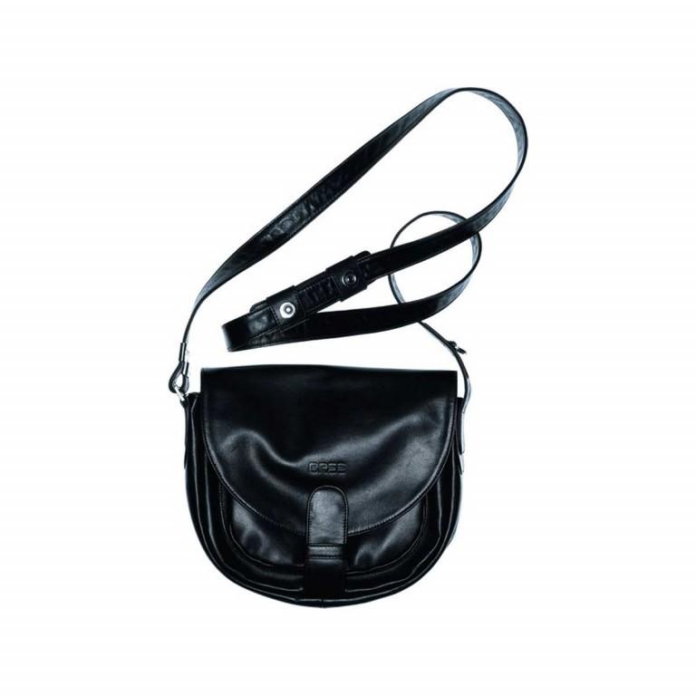 BREE Lady Top 2 Damenhandtasche Schwarz, Farbe: schwarz, Marke: Bree, Abmessungen in cm: 28.0x24.0x10.0, Bild 2 von 2