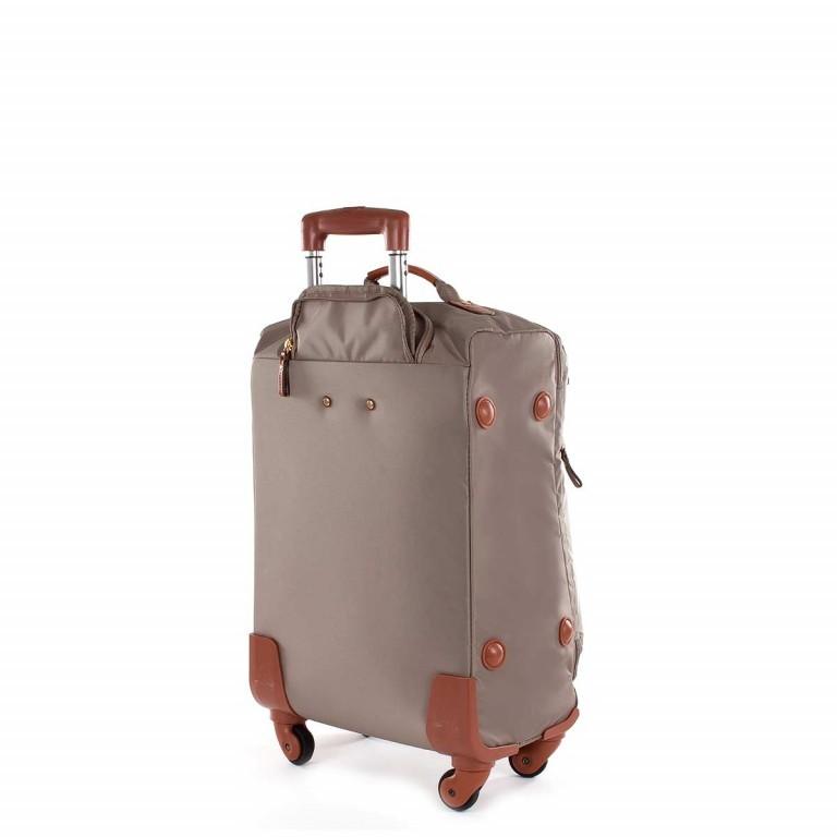 Brics X-Travel Trolley 4-Rollen 55cm BXL48117 Dove Grey, Farbe: taupe/khaki, Marke: Brics, Abmessungen in cm: 36.0x55.0x23.0, Bild 3 von 4