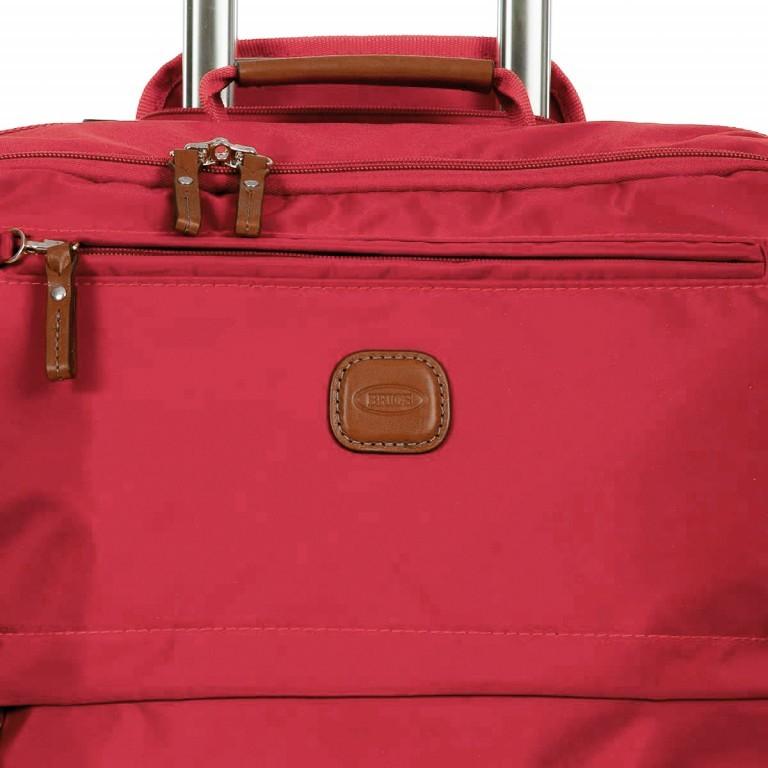 Brics X-Travel Trolley 4-Rollen 65cm BXL48118 Red, Farbe: rot/weinrot, Marke: Brics, Abmessungen in cm: 40.0x65.0x24.0, Bild 7 von 7