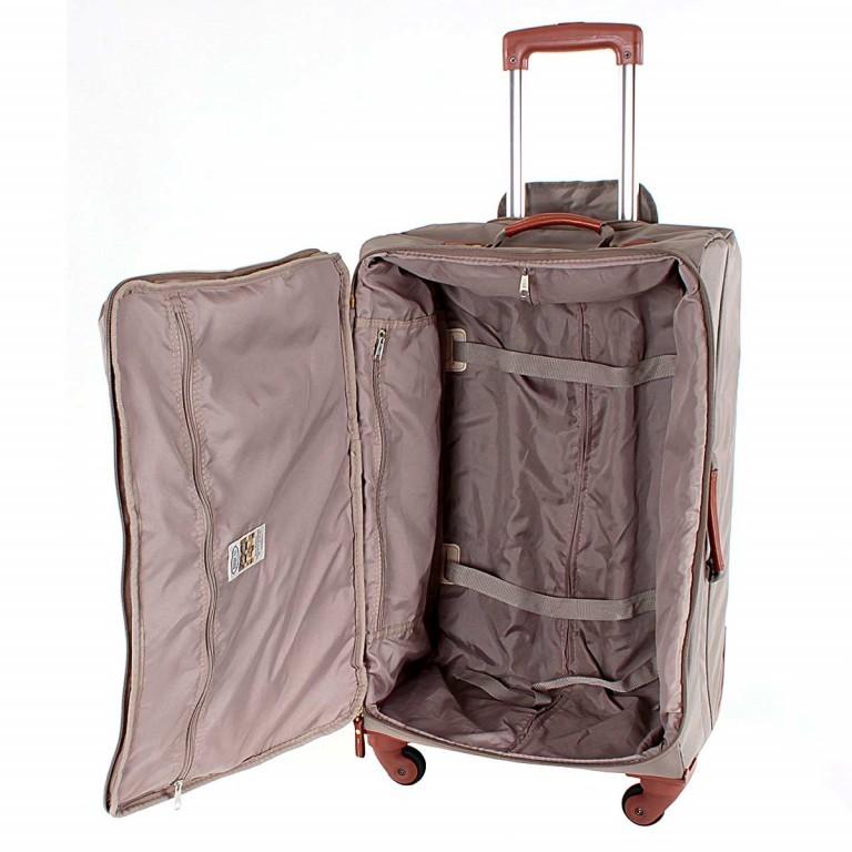 Brics X-Travel Trolley 4-Rollen 65cm BXL48118 Dove Grey, Farbe: taupe/khaki, Marke: Brics, Abmessungen in cm: 40.0x65.0x24.0, Bild 5 von 5