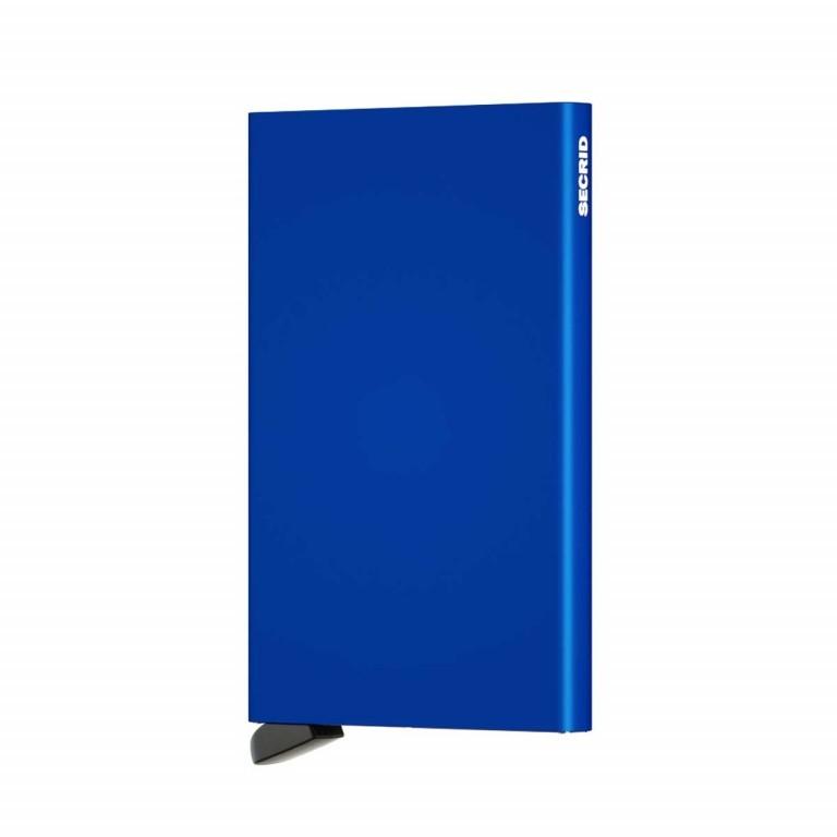SECRID Cardprotector Blue, Farbe: blau/petrol, Manufacturer: Secrid, Dimensions (cm): 6.3x10.2x0.8, Image 2 of 3
