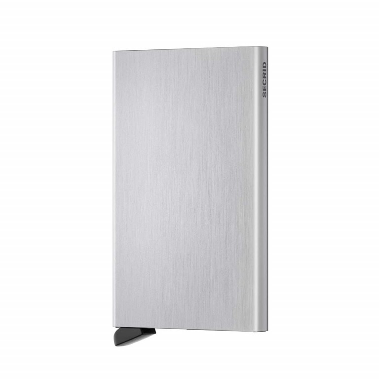 SECRID Cardprotector Silver, Farbe: metallic, Manufacturer: Secrid, Dimensions (cm): 6.3x10.2x0.8, Image 2 of 3
