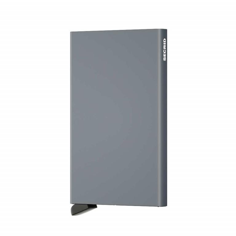 SECRID Cardprotector Grey, Farbe: grau, Manufacturer: Secrid, Dimensions (cm): 6.3x10.2x0.8, Image 2 of 3