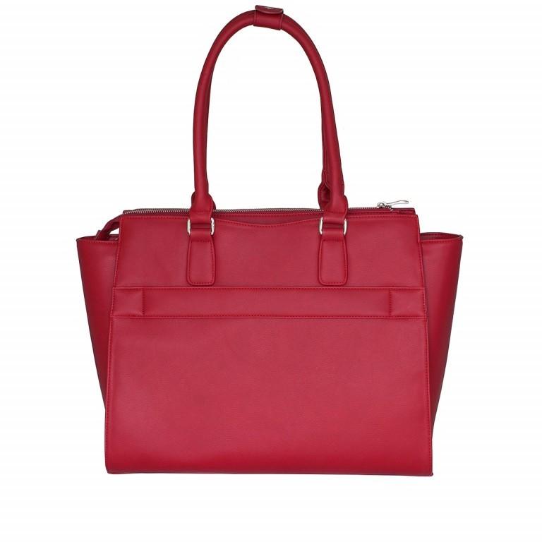 Socha Business Bag Caddy Rouge, Farbe: rot/weinrot, Marke: Socha, Abmessungen in cm: 48.0x32.5x14.0, Bild 3 von 4