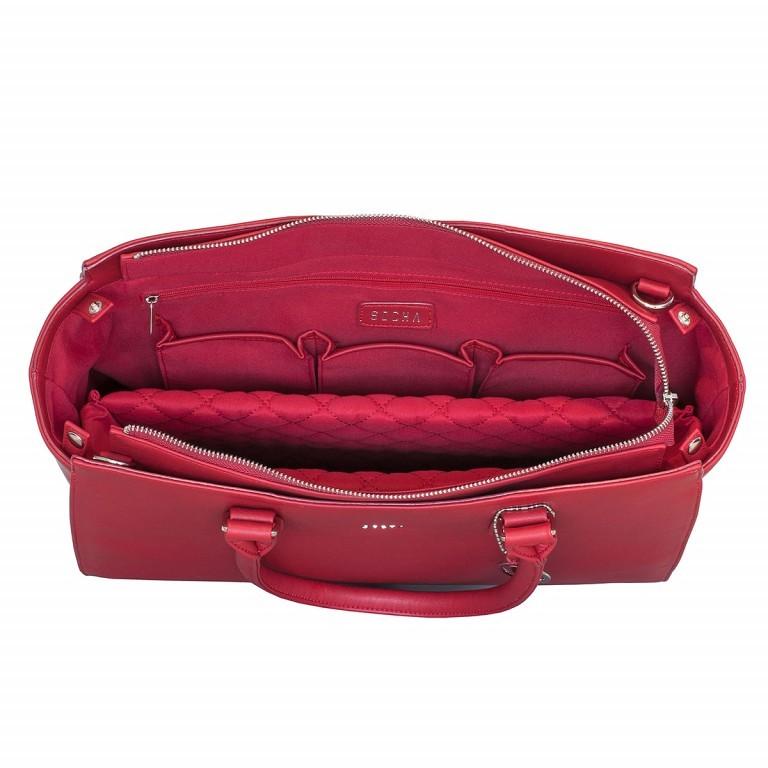 Socha Business Bag Caddy Rouge, Farbe: rot/weinrot, Marke: Socha, Abmessungen in cm: 48.0x32.5x14.0, Bild 4 von 4