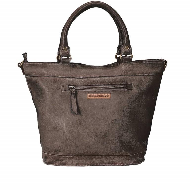 Desiderius Ailine Calla Shopper Dark Brown, Farbe: braun, Marke: Desiderius, Abmessungen in cm: 37.0x26.0x12.0, Bild 3 von 3