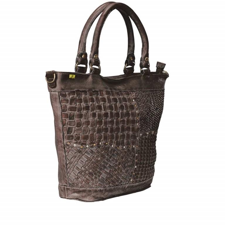 Desiderius Ailine Calla Shopper Dark Brown, Farbe: braun, Marke: Desiderius, Abmessungen in cm: 37.0x26.0x12.0, Bild 2 von 3