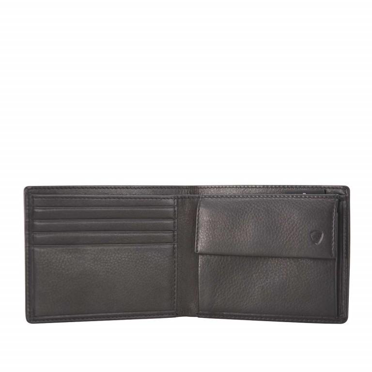 Strellson Carter Billfold H4 Herrenbörse Leder Schwarz, Farbe: schwarz, Marke: Strellson, EAN: 4053533067510, Abmessungen in cm: 11.0x8.5x1.0, Bild 2 von 2