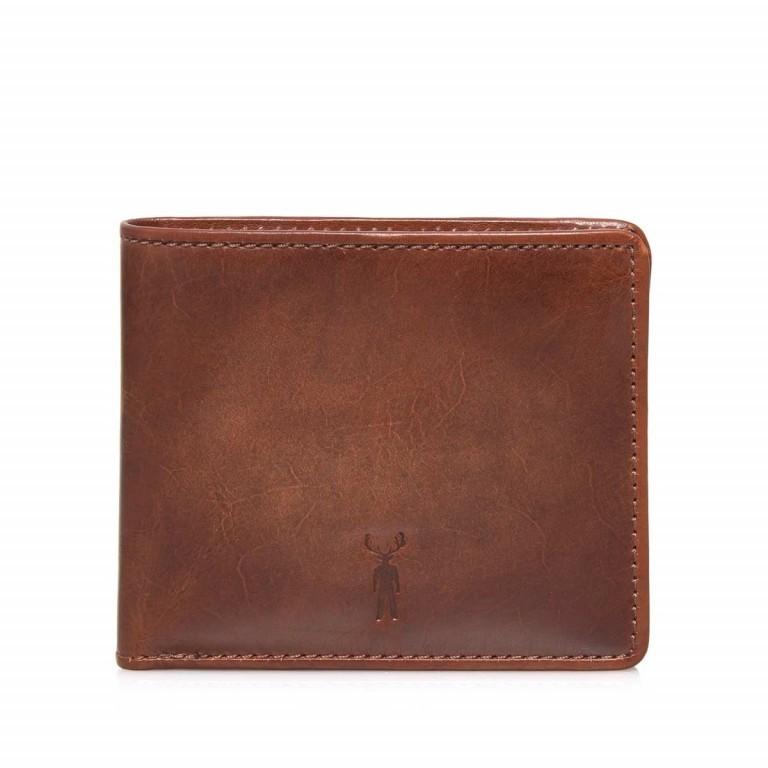 JACK KINSKY Dover 108-780 Cognac, Farbe: cognac, Marke: Jack Kinsky, EAN: 4051482395463, Abmessungen in cm: 11.0x9.5x2.0, Bild 1 von 3