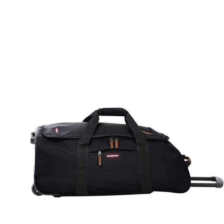 Eastpak Rollen-Reisetasche Trenton L Schwarz, Farbe: schwarz, Marke: Eastpak, Abmessungen in cm: 73.0x28.0x42.0, Bild 1 von 3