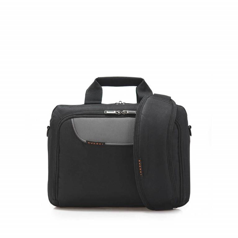"""Everki Laptoptasche Advance 11,6"""" Schwarz, Farbe: schwarz, Manufacturer: Everki, EAN: 0874933002222, Dimensions (cm): 32.0x23.0x5.0, Image 1 of 5"""