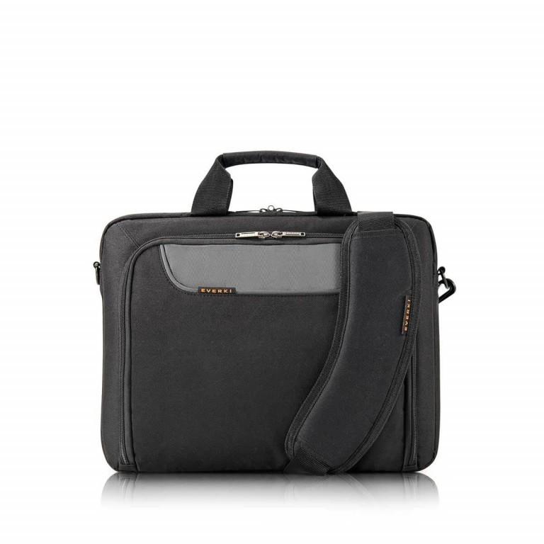 """Everki Laptoptasche Advance 14,1"""" Schwarz, Farbe: schwarz, Manufacturer: Everki, EAN: 0874933002277, Dimensions (cm): 36.0x28.0x5.0, Image 1 of 5"""